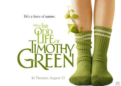 The Odd Life Of Timothy Green ตัวอย่างหนัง เรื่องย่อ | alonfreedom